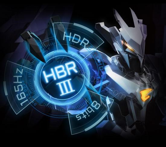 Aorus HBR3