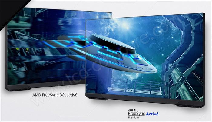 AG300 FreeSync Premium