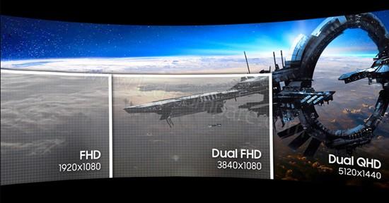 Samsung Dual QHD