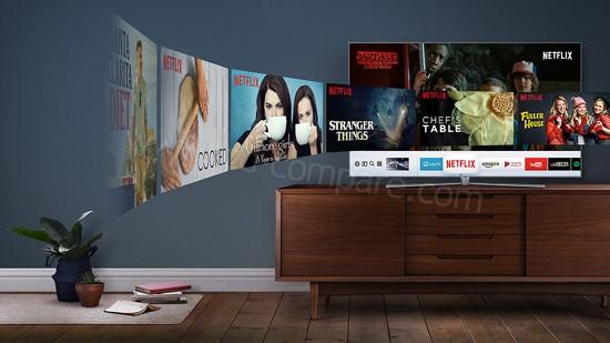 samsung qe49q7f 2017 123 cm qe 49q7fam txxc fiche technique prix et avis consommateurs. Black Bedroom Furniture Sets. Home Design Ideas