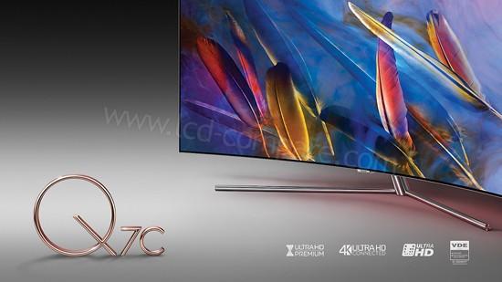 Samsung QLED TV Q7C
