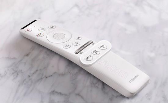 Télécommande TM1950C blanche