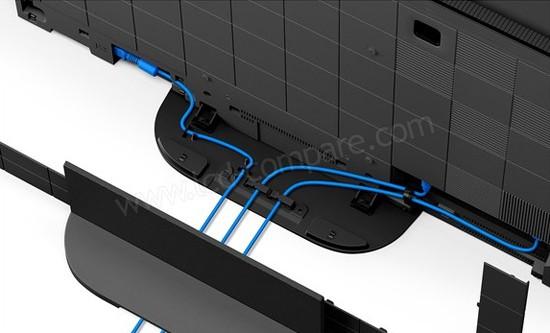 Rangement de câbles Sony AG9