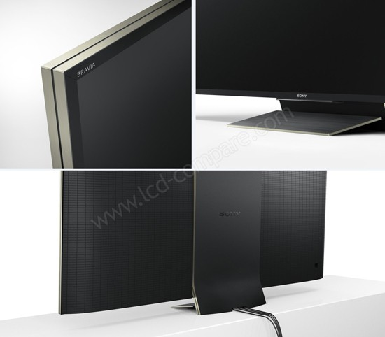 Sony KD-65ZD9 : Design