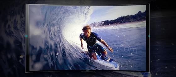 Sony KD-65S9005B : Présentation photo (crédit : Sony)