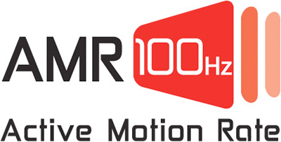Logo Active Motion Rate