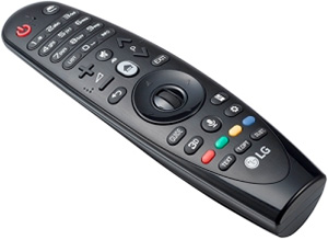 Télécommande LG Magic Remote AN-MR600