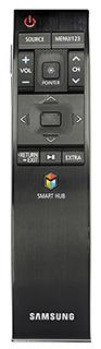 Télécommande Samsung Smart Touch Control de la gamme 2015