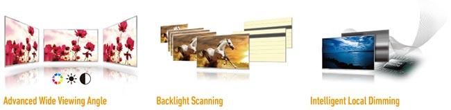 Qualité d'image des TV LED Smart Viera 2013
