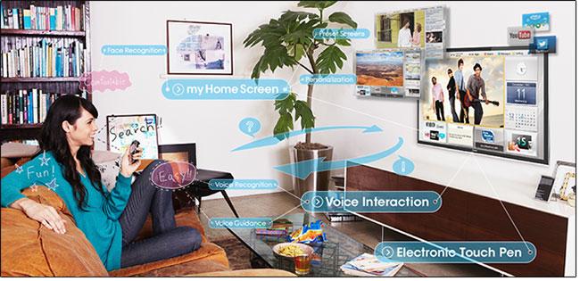 Fonctions simplifiant l'utilisation des modèles Panasonic Smart Viera 2013