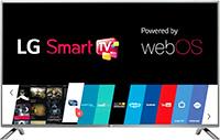 Logo Smart TV LG