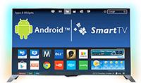 Logo Smart TV Philips