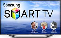 Logo Smart TV Samsung