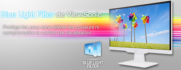 ViewSonic Blue Light Filter