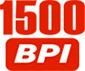 Logo BPI 1500