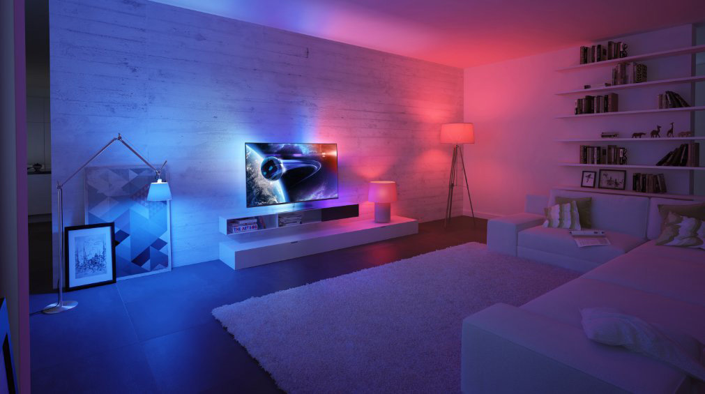 d finition de ambilight philips. Black Bedroom Furniture Sets. Home Design Ideas