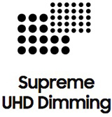Logo Micro Dimming Supreme UHD