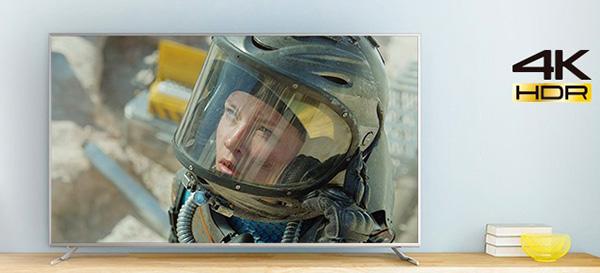 Les TV Panasonic HDR 4K peuvent afficher des images avec plage dynamique étendue au format HDR10 et HDR HLG