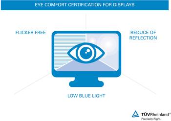Eye Comfort Certification