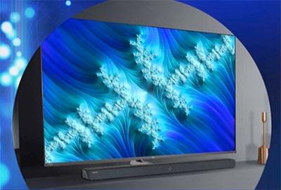 Illustration d'une TV TCL X10