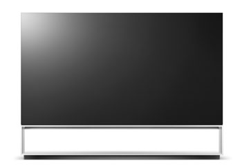 Photo de la TV LG OLED88Z9 - (crédit : LG)