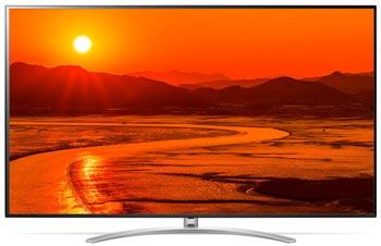 Photo de la TV LG 8K NanoCell 75SM9900 - (crédit : LG)