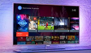 Les TV connectées Philips présentées à l'IFA 2015 seront équipées du système Android
