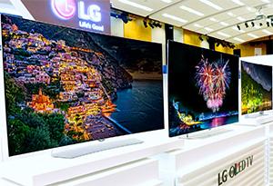 IFA 2015 : Nouvelles TV OLED Ultra HD LG