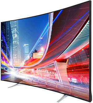 IFA 2015 : Medion dévoile une TV Ultra HD incurvée de 78 pouces (X18119)