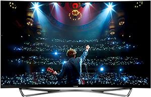 IFA 2015 : Panasonic lève le voile sur une TV OLED incurvée et Ultra HD (65CZ950)