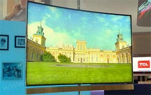 IFA 2015 : La TV LED Ultra HD 110 pouces TCL