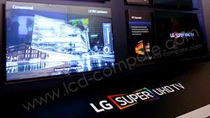 IFA 2015 : La Super UHD TV LG 65UF950V