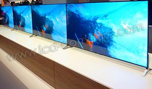 Les TV LED Ultra HD ultra fines Sony X90C durant l'IFA