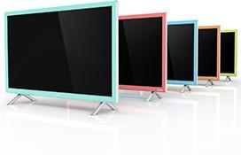Les TV LED Color Line de TCL mises en avant durant l'IFA