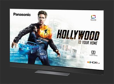 Photo d'une TV OLED GZ2000 - (crédit : Panasonic)
