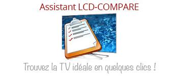 Choix de TV LCD Plasma