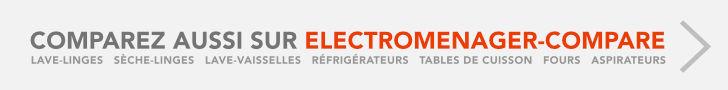 Envie de changer d'électroménager ? C'est parti sur electromenager-compare !