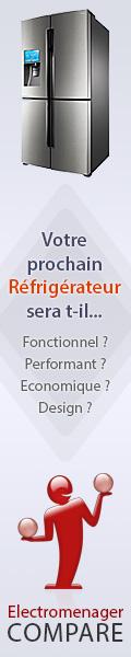 Envie de changer de réfrigérateur ? C'est parti sur electromenager-compare !