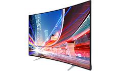 IFA 2015 : TV Ultra HD incurvée 78 pouces de la marque Medion