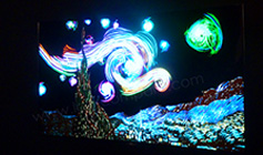 IFA 2015 : Les TV OLED LG diffuse des tableaux de peintres célèbres