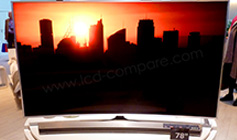 IFA 2015 : La TV SUHD Samsung de 78 pouces
