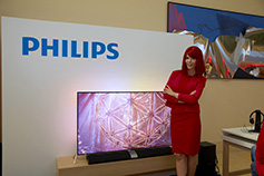 IFA 2015 : TV Philips