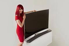 IFA 2015 : TV Samsung SUHD avec barre de son