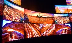 IFA 2015 : Stand TV OLED LG