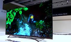 IFA 2015 : Panasonic dévoile sa nouvelle TV OLED incurvée Ultra HD