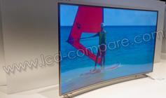 IFA 2015 : TV LED Ultra HD incurvée Panasonic CR730