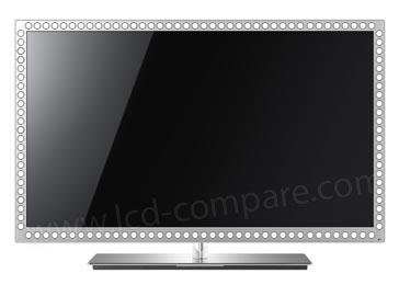 TV LCD Rétroéclairage LED sur les côtés (edge)