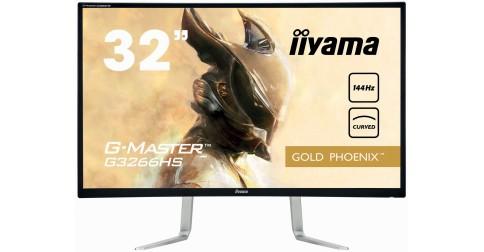 "IIYAMA G-MASTER G3266HS-B1 - 31.5"""