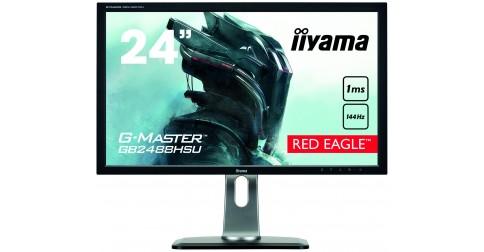 iiyama g master gb2488hsu b3 24 pouces red eagle. Black Bedroom Furniture Sets. Home Design Ideas