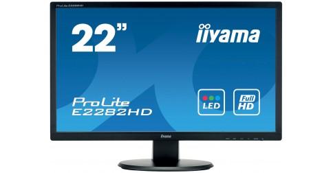 """IIYAMA ProLite E2282HD-B1 - 22"""""""